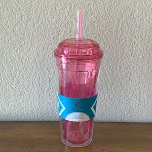 Manna Double Wall Textured To Go Tumbler (New)